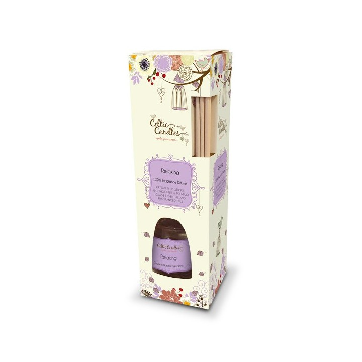 Fragrance Diffuser - Relaxing 120ml