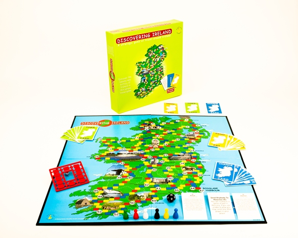 Discovering Ireland Board Game