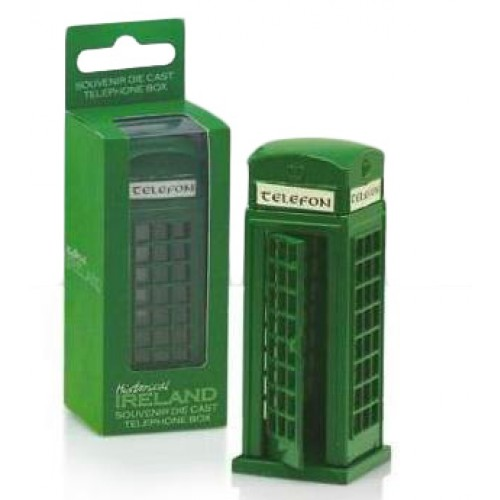 Ireland Old Style Diecast Telefon Box