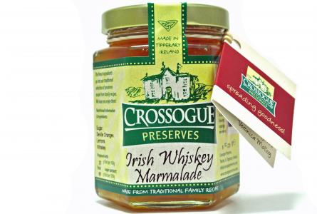 Crossogue Irish Whiskey Marmalade 225g