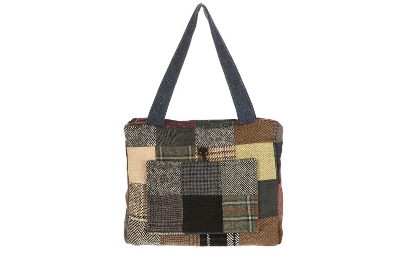 Jessi Patchwork Bag