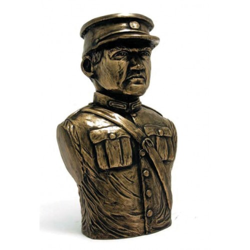 Michael Collins Bronze Statue 9.2""