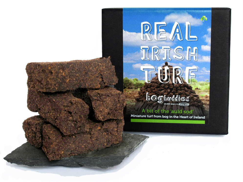 Real Irish Turf - Wedding Favours