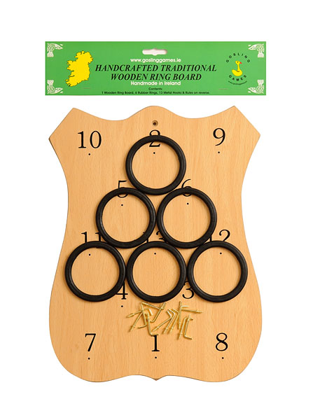 Traditional Ring Board