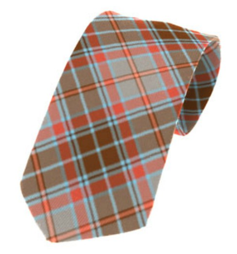 Leitrim County Plain Weave Pure New Wool Tie