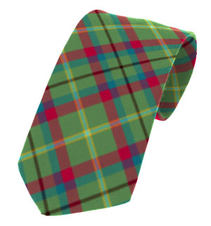 Mayo County Plain Weave Pure New Wool Tie