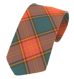 Irish County Pure New Wool Ties