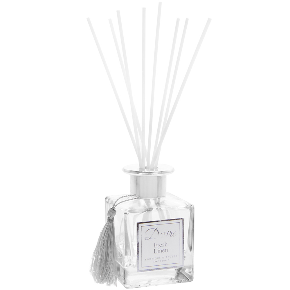 Desire Fresh Linen Fragrance Diffuser 200ml