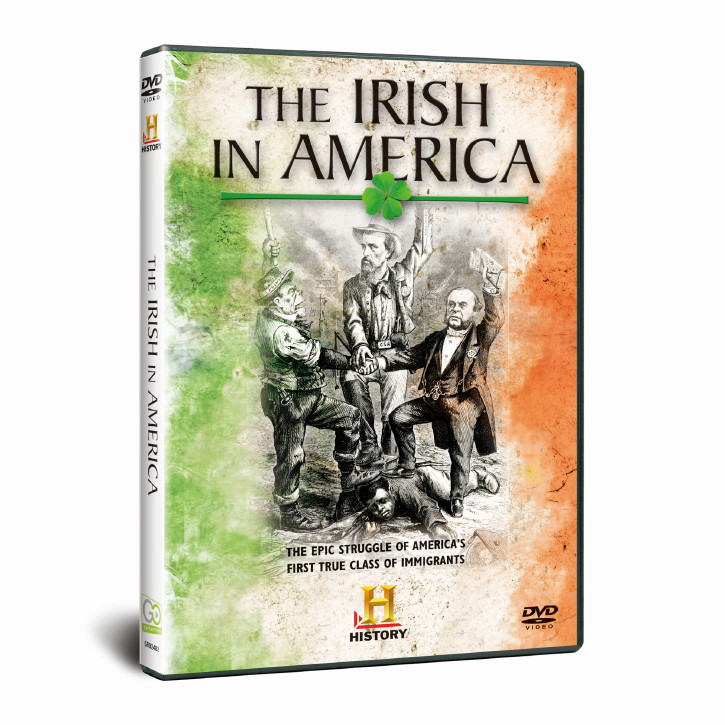 Irish History DVD's