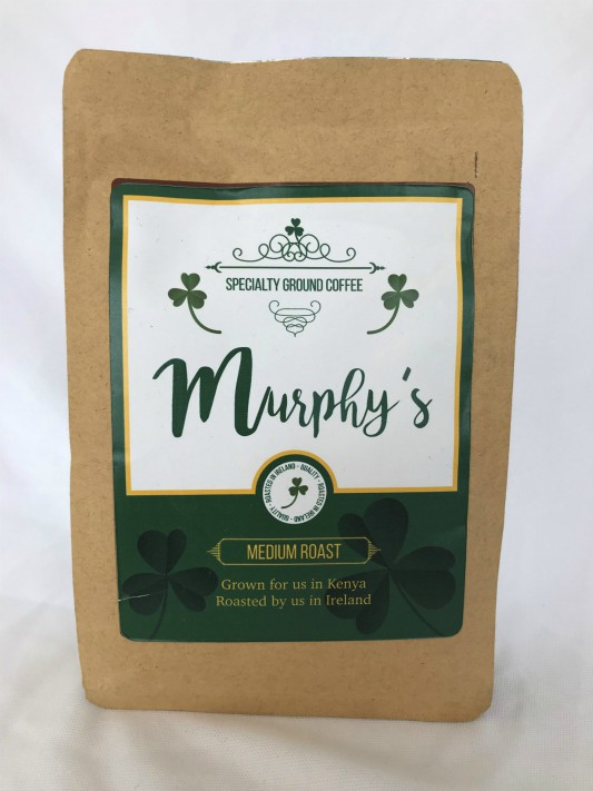 Murphy's Speciality Ground Coffee 250g - Medium Roast