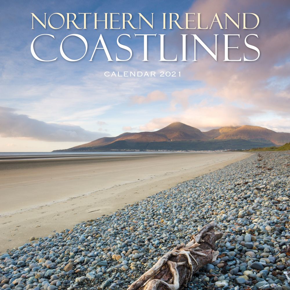 Northern Ireland Coastlines Calendar 2021