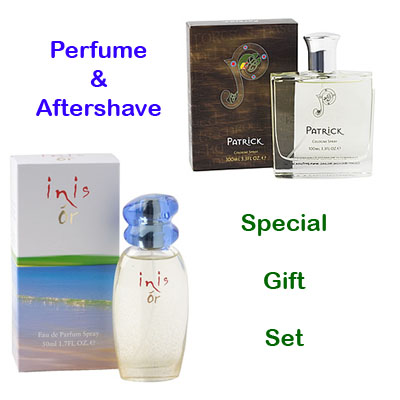 Irish Fragrance Special Gift Set