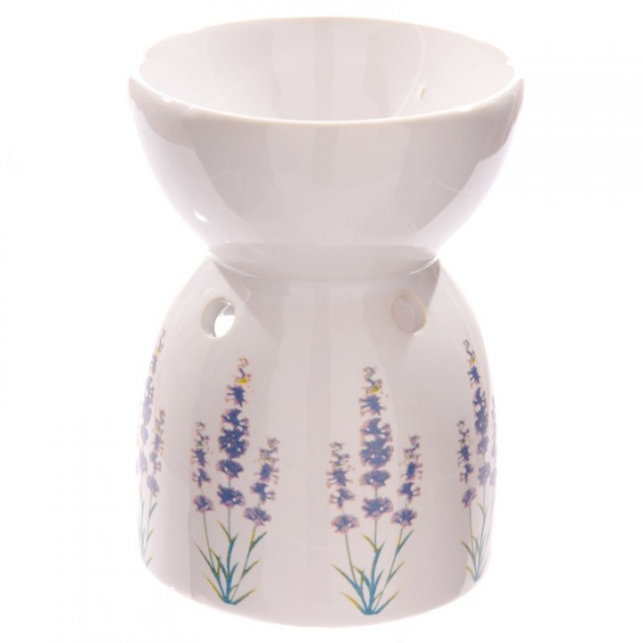 Ceramic Lavendar Oil Burner