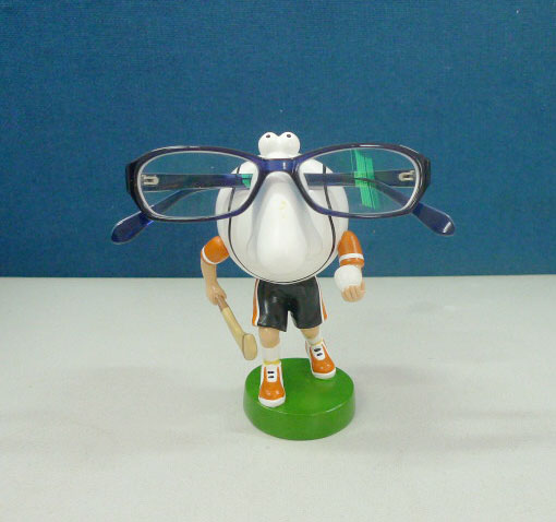 Hurling Spectacles Holder in Irish Colors - Personalised